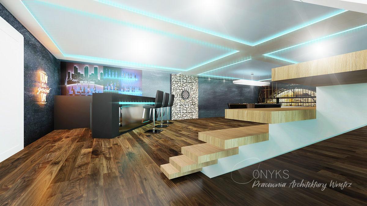 projekt domu w Rembertowie_pracownia architektury wnetrz Onyks (1)