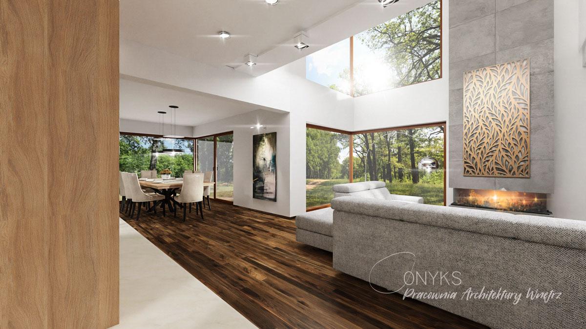 projekt domu w Rembertowie_pracownia architektury wnetrz Onyks (10)