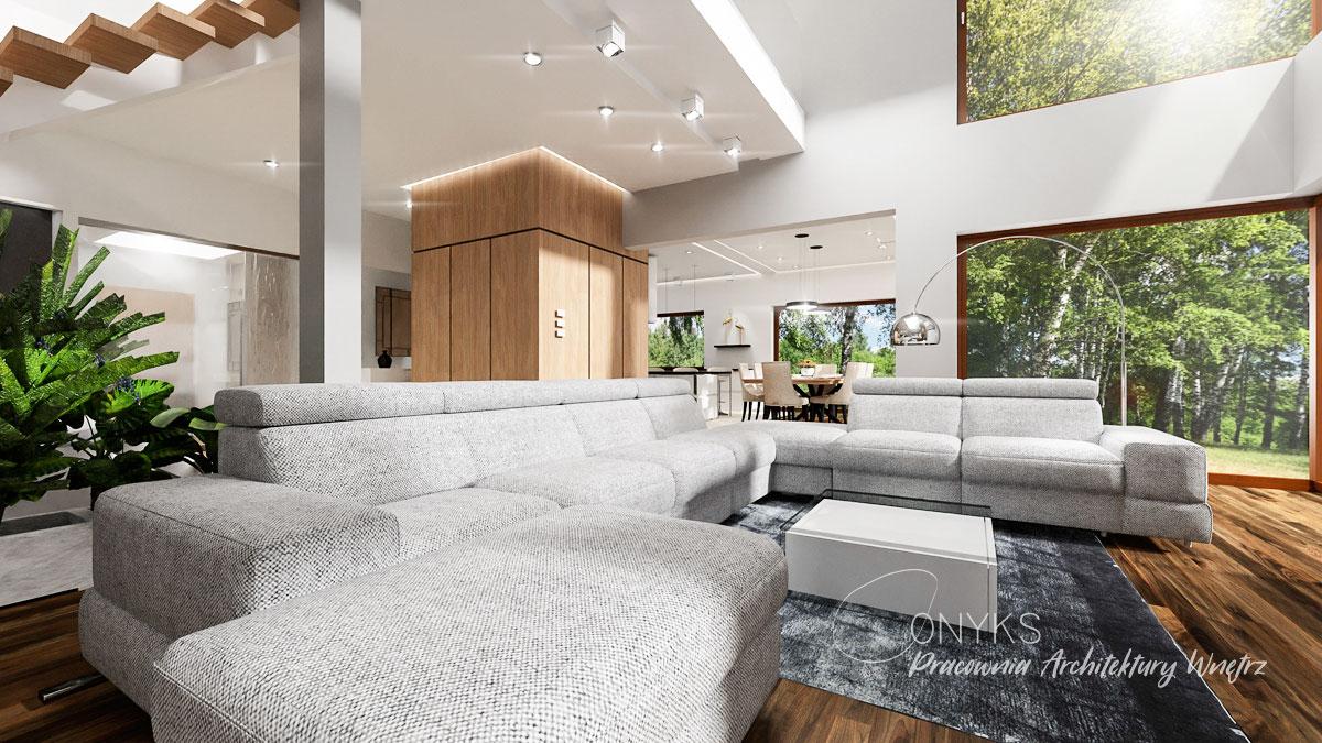 projekt domu w Rembertowie_pracownia architektury wnetrz Onyks (11)
