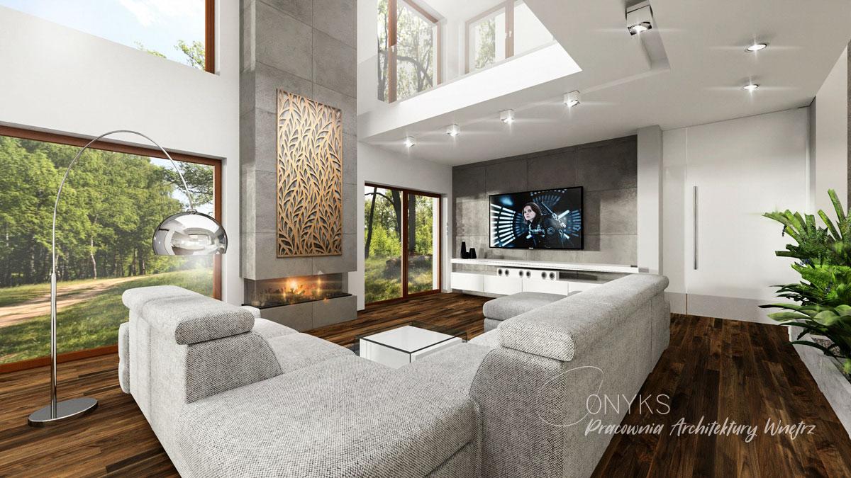 projekt domu w Rembertowie_pracownia architektury wnetrz Onyks (12)