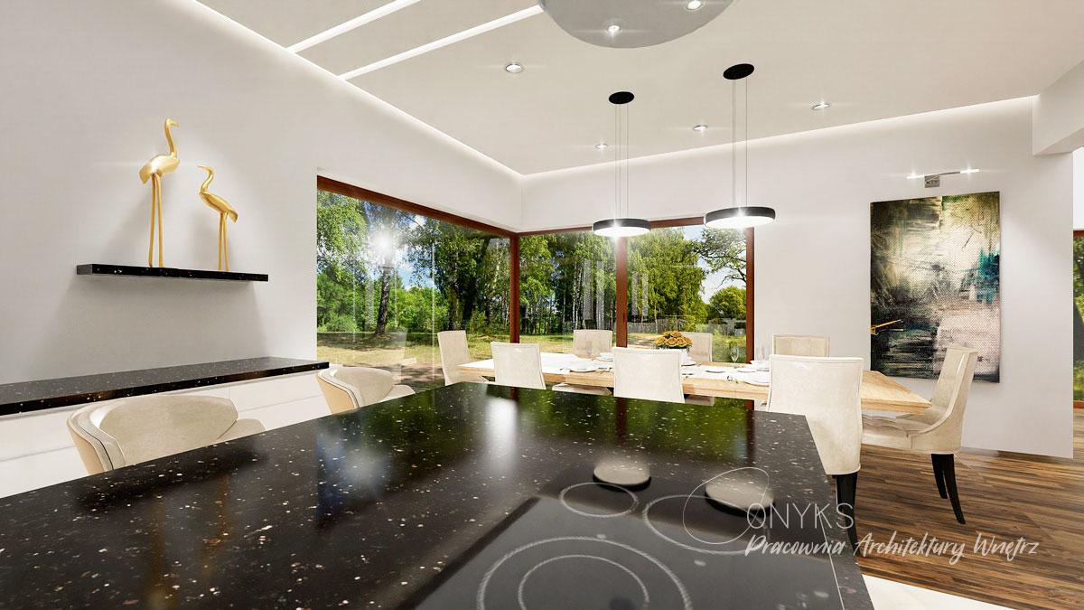 projekt domu w Rembertowie_pracownia architektury wnetrz Onyks (3)