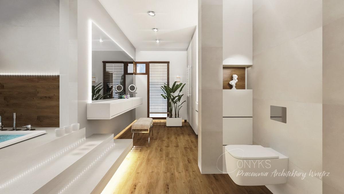 projekt domu w Rembertowie_pracownia architektury wnetrz Onyks (7)