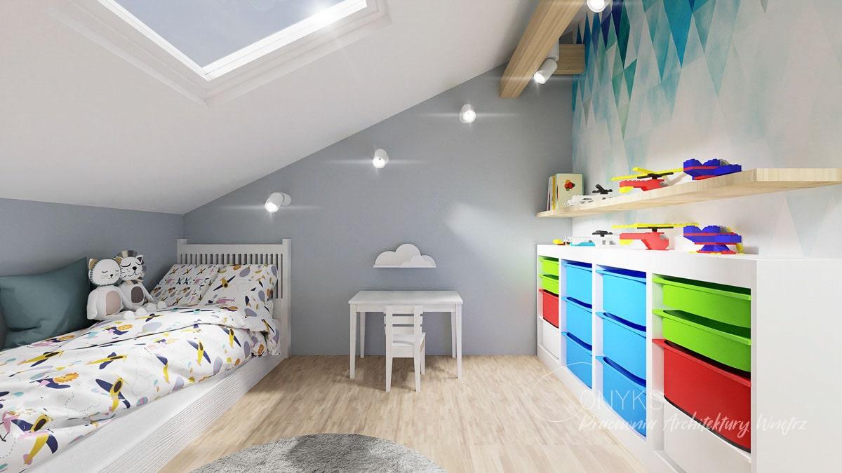 projekt wnetrza domu w Legionowie_pracownia architektury wnetrz Onyks (14)