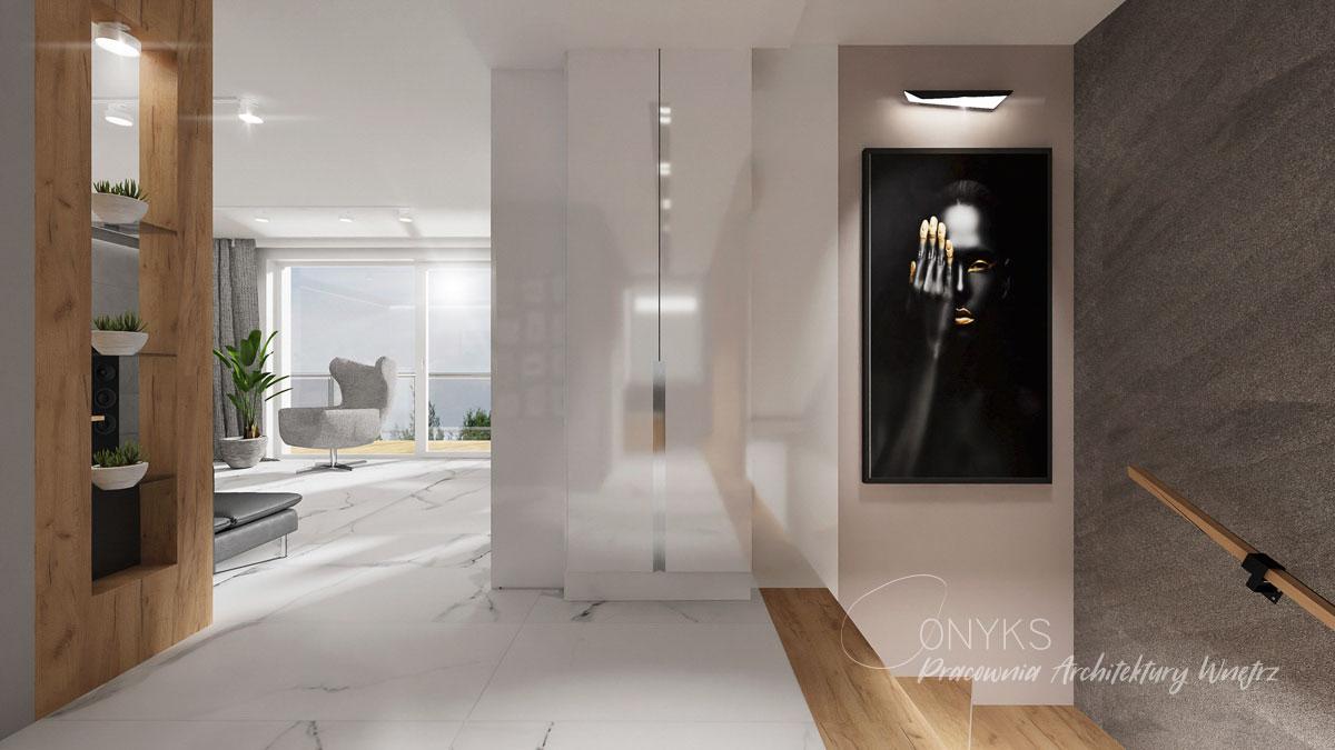 projekt wnetrza domu w Legionowie_pracownia architektury wnetrz Onyks (4)